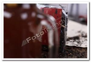 Herbata reklamowa parzona zgodnie z zasadami ceremonii Gonfu cha